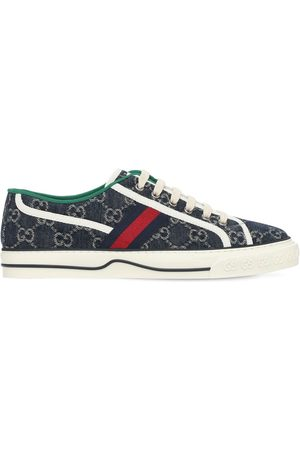 Gucci Mænd Sneakers - Tennis 1977 Cotton Sneakers