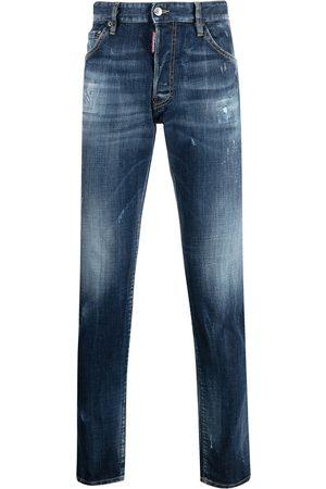 Dsquared2 Cool Guy-jeans med slitageeffekt
