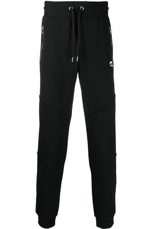 Karl Lagerfeld Ikonik bukser i biker-stil