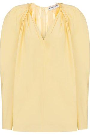 Givenchy Kvinder Bluser - Cotton poplin blouse