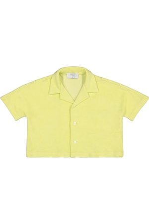PAADE Piger Toppe - Organic cotton terry shirt
