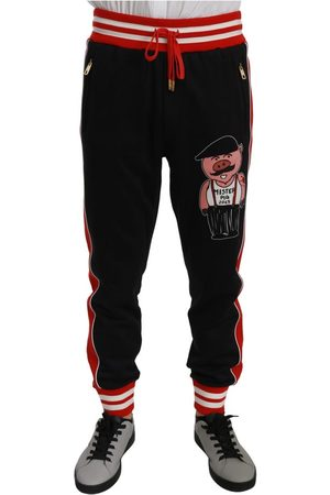 Dolce & Gabbana Mister Pig Trousers
