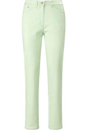Brax Kvinder Slim - ProForm S Super Slim-jeans model Laura Touch Fra Raphaela by grøn