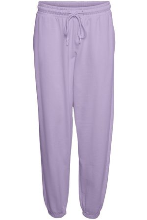 Vero Moda High Waisted Sweatpants Kvinder Pastel