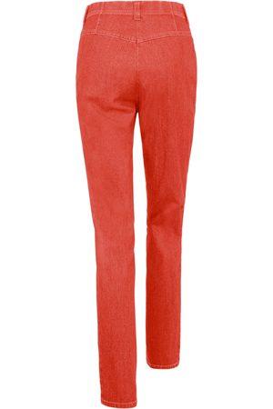 Brax Comfort Plus-jeans model Cordula Magic Fra Raphaela by rød