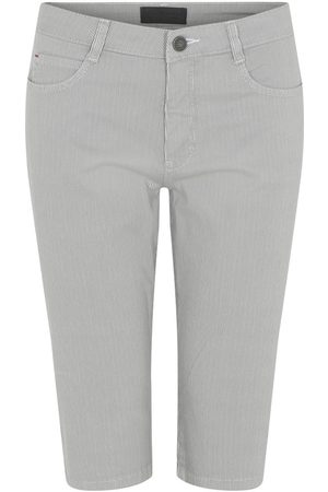 C.ro Kvinder Shorts - Jenny Shorts Stripe 6831/713