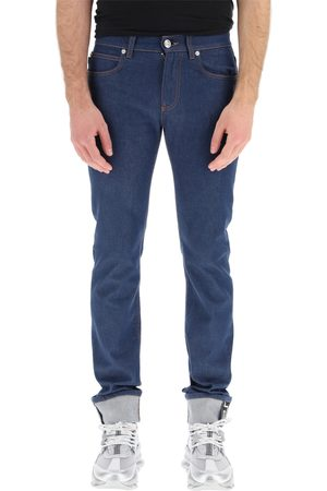 VERSACE Taylor fit jeans with greca