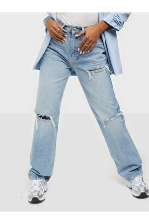 Gina Tricot 90s High Waist Jeans Straight fit
