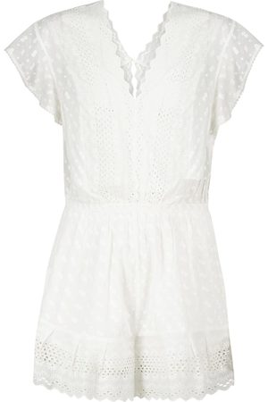 Isabel Marant Tadeo cotton playsuit