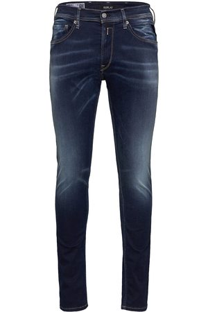 Replay Jondrill Hyperflex Re-Used Xlite Skinny Jeans