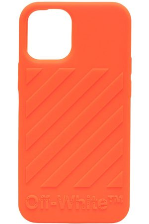 OFF-WHITE Diag iPhone 12 Mini cover