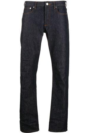A.P.C. Mænd Straight - Jeans med lige ben og mellemhøj talje