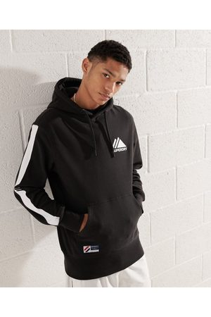 Superdry Mænd Sweatshirts - Mountain Sport Mono hættetrøje
