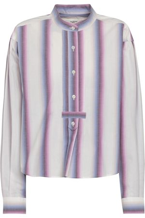 Isabel Marant Jamet striped cotton shirt