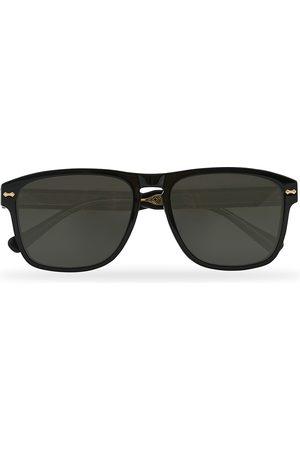 Gucci Mænd Solbriller - GG0911S Sunglasses Black/Grey