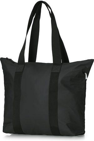 Rains Mænd Stofposer - Tote Bag Rush Black