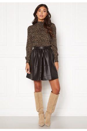 Vila Kvinder Mininederdele - Choosy HW Skirt Black 36
