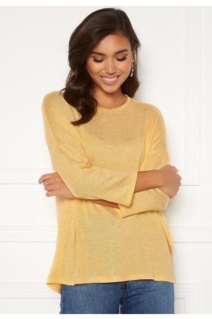 Vero Moda Brianna 3/4 Blouse Corn Silk XS