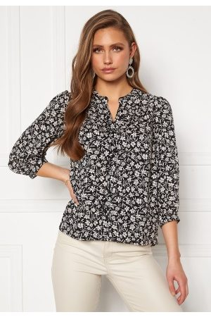Happy Holly Isabella blouse Black / Patterned 32/34