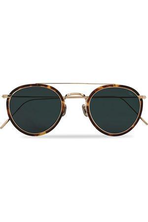 Eyevan 7285 Mænd Solbriller - 762 Sunglasses Tortoise