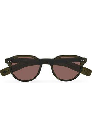 Eyevan 7285 Mænd Solbriller - Lubin Sunglasses Moss