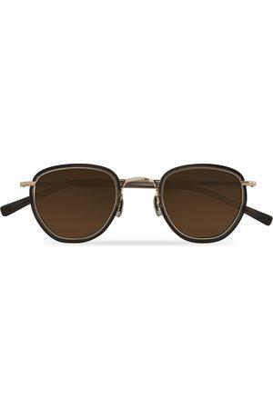 Eyevan 7285 Mænd Solbriller - 787 Sunglasses Black
