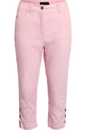 Brandtex Kvinder Trekvartbukser - Capribuks - Pink Lady - 50