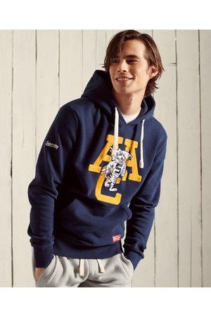 Superdry Mænd Sweatshirts - Athletic Association California hættetrøje med grafik