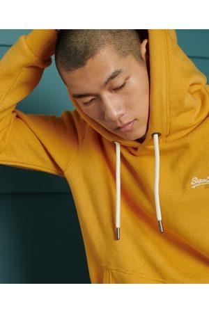 Superdry Klassisk Orange Label hættetrøje
