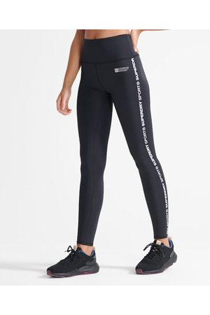 Superdry Kvinder Tights - Sport Taped Core leggings