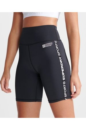 Superdry Sport Gymtech Taped Core Tight shorts