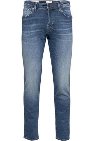 Selected Slhstraight-Scott 6266 M.B Su-St U Noos Slim Jeans