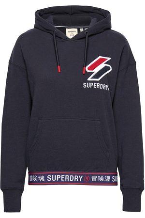Superdry Sportstyle Chenille Hood Hoodie Trøje