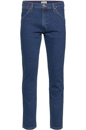 Wrangler Mænd Slim - 11mwz Slim Jeans Blå