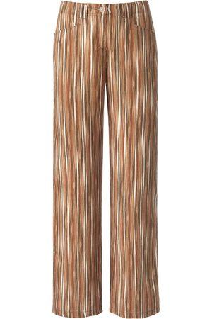 Brax Kvinder Bukser - Buks model Farina Fra Feel Good brun