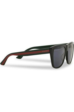Gucci GG0926S Sunglasses Black/Green