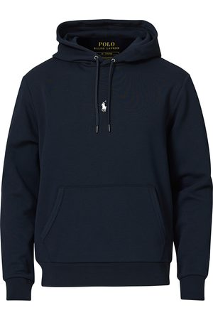 Polo Ralph Lauren Chest Logo Hoodie Aviator Navy