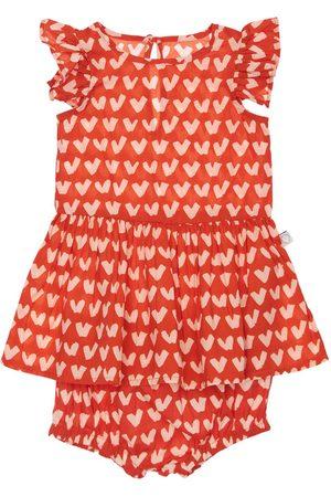 Stella McCartney Organic Cotton Dress & Diaper Cover