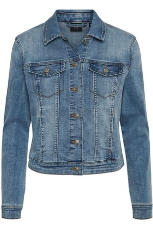 Vero Moda Kvinder Cowboyjakker - Denim Jacket Kvinder
