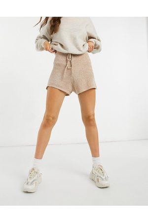 Cotton On Strikkede shorts i