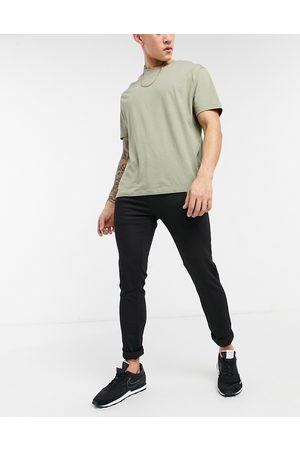 Brave Soul Sorte skinny-jeans