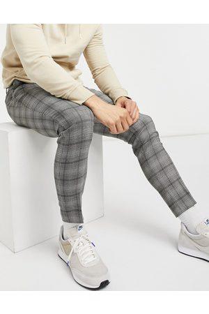 ASOS DESIGN Ternede elegante super skinny-bukser