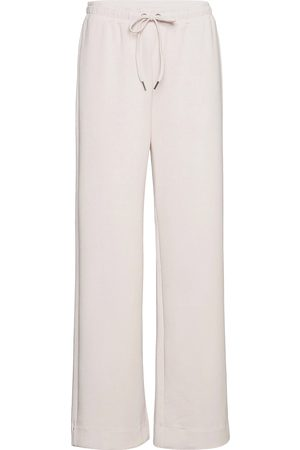 INWEAR Kvinder Habitbukser - Vincentiw Pants Casual Bukser Hvid