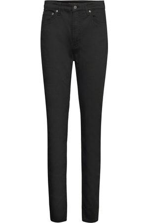 Nudie Jeans Hightop Tilde Slim Jeans Sort