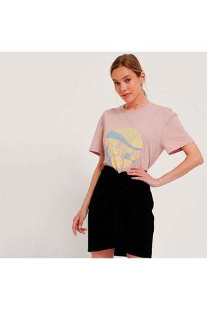 NA-KD Kvinder Mininederdele - Knot mini skirt