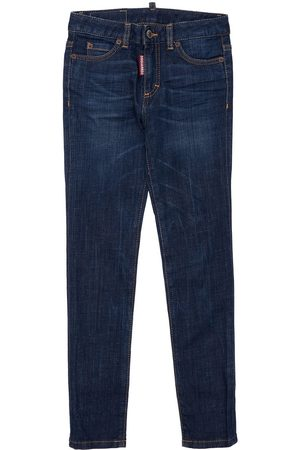 Dsquared2 Stretch Cotton Jeans