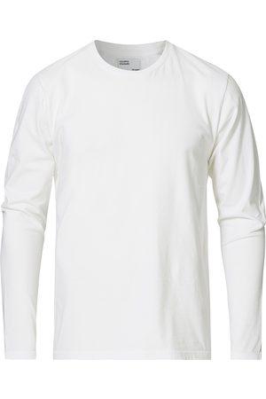 Colorful Standard Classic Organic Long Sleeve T-shirt Optical White