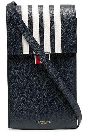 Thom Browne Mobilholder med fire striber