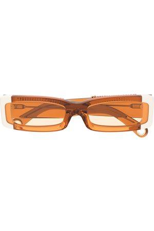 Jacquemus Solbriller - Rektangulære Les Lunettes 97 solbriller