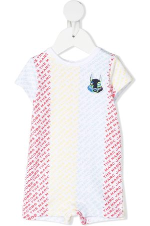 The Marc Jacobs Baby Bodies - Babydragt med logotryk